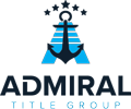 Admiral Title Group Logo